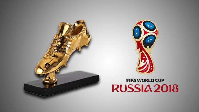 FIFA WORLD CUP Golden Boot betting