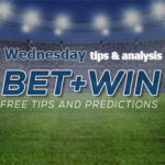 Wednesday Statistical betting tips & analysis