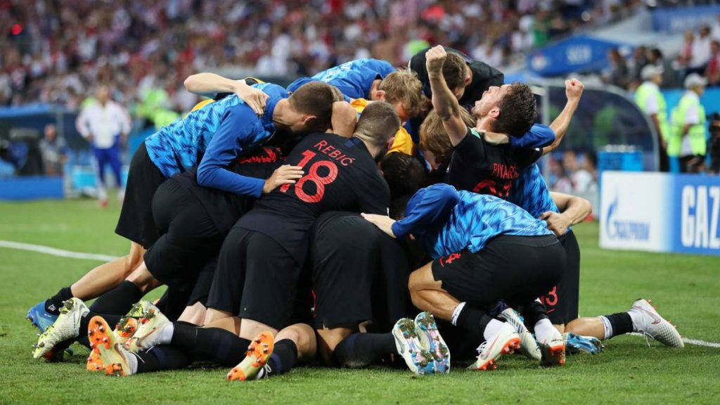 With nerves of steel, Croatia made it to the semis