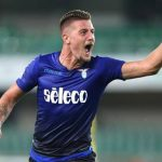 AC Milan agree on an E40M deal for Sergej Milinkovic-Savic from Lazio