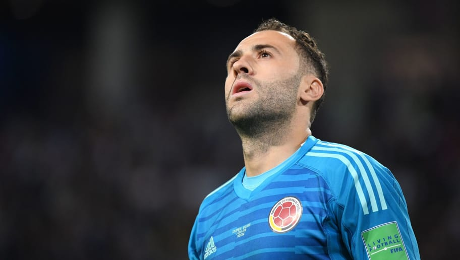 David Ospina Arsenal Napoli