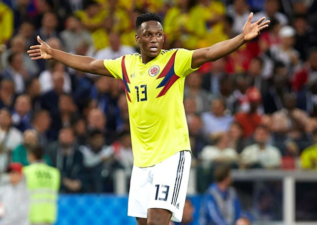 Everton close to secure Yerry Mina transfer from Barcelona