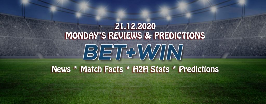 previews and predictions 21 12 2020