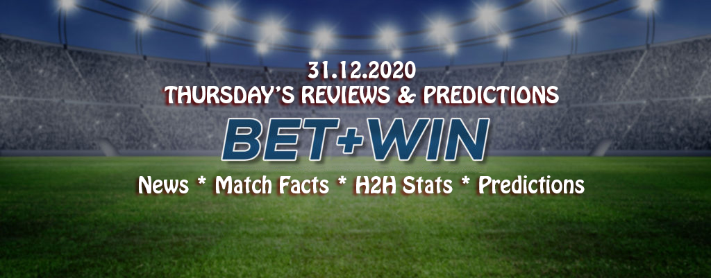 previews and predictions 31 12 2020
