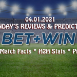 previews and predictions 04 01 2021