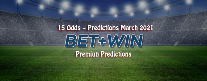 15 Odds + Predictions
